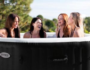 Intex Blow Up Hot Tub