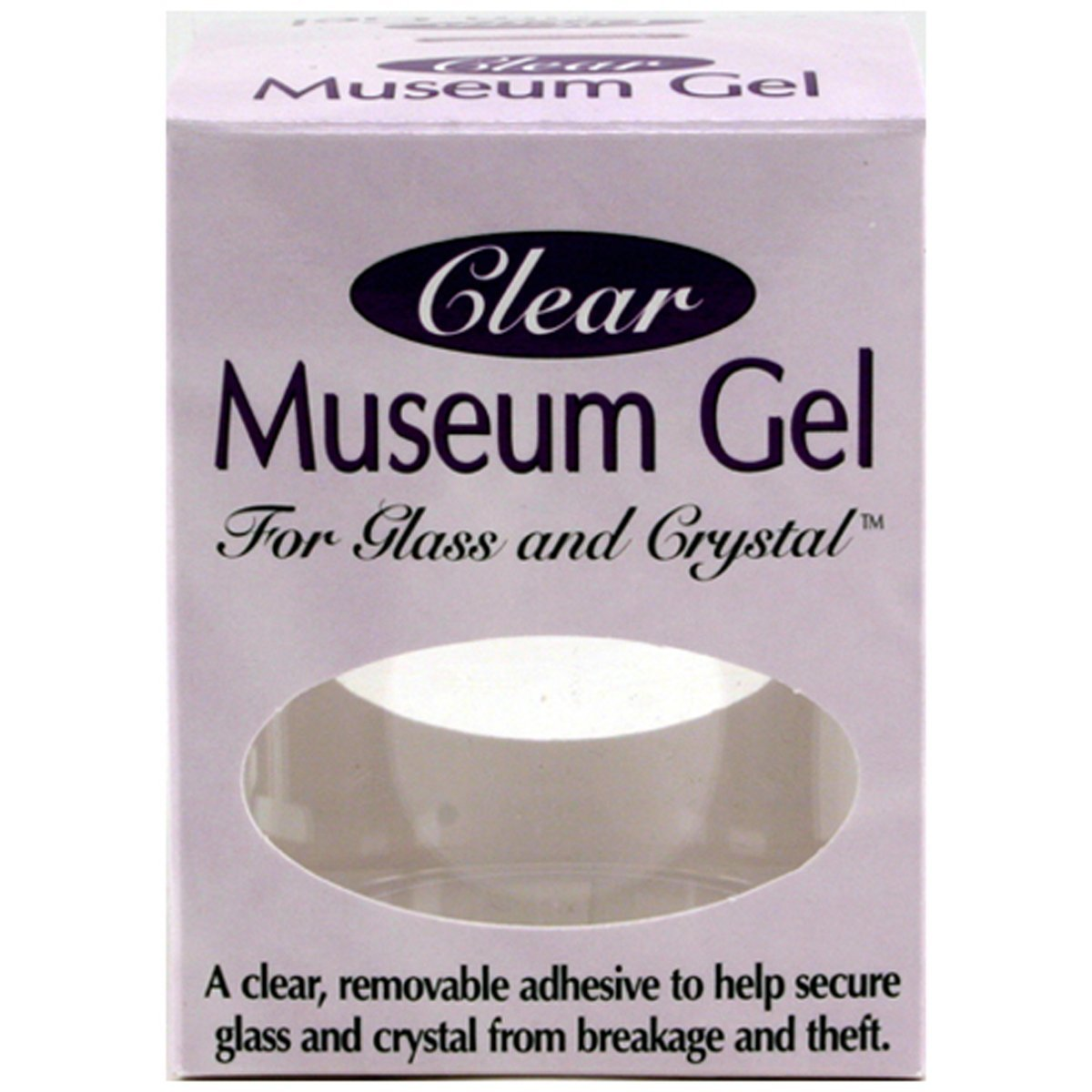 Ready America Museum Gel, Clear
