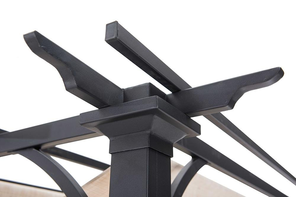 Aluminum Pergola Kits Steel Pergola Kits The Best Metal