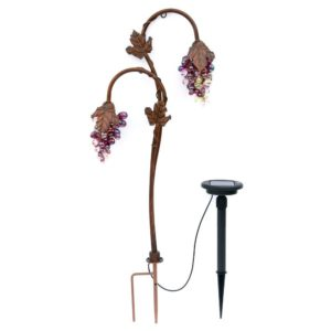 Trendscape Twin Heady Grape Lighting Bronze