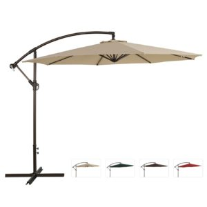 Ulax Cantilever Umbrella Up To 72% Off In Winter!