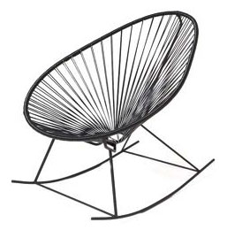 Acapulco Rocking Chair Side View