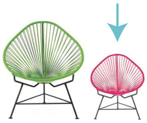 Gentil Innit Designs Baby Acapulco Chair