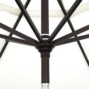 California Umbrella 11' Market Umbrella Ribs and Pole