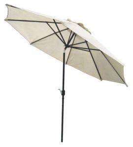 Coolaroo 11' Tilting Patio Umbrella