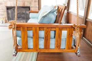 Craftsman Bed Swing Side View