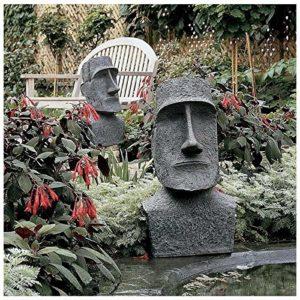 Design Toscano Easter Island Moai Monolith Sculpture