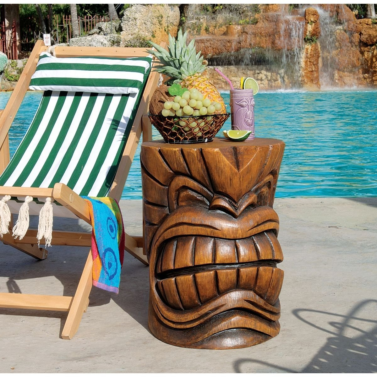 Tiki Statues For Sale 11 Fun Tiki Statues To Add To Your