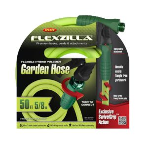 Flexzilla Swivel Grip Garden Hose 50'