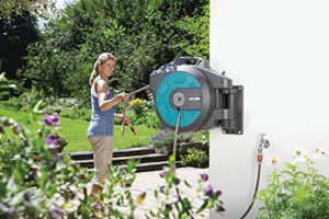 GARDENA Retractable Hose Reel Wall Mounted