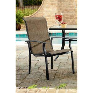 Garden Oasis Side Chair Detail