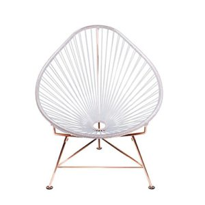 Innit Acapulco Chair Clear with Copper