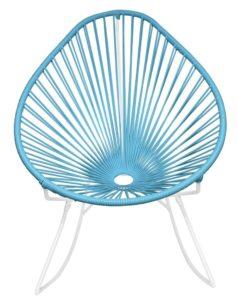Innit Acapulco Rocker Blue Weave