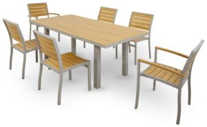Ivy Terrace Basics 7-Piece Dining Set