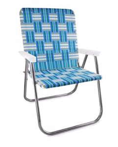 Lawn Chair USA Webbing Chair (Magnum) The Best Lawn Chair  sc 1 st  OutsideModern & Best Webbed Lawn Chairs. Vintage Lawn Furniture Reviews | OutsideModern