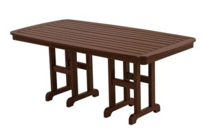 POLYWOOD Traditional Garden Table