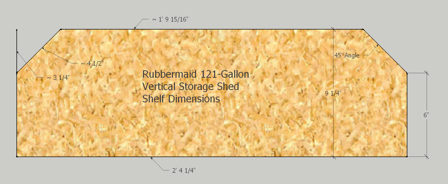 Rubbermaid Vertical Storage Shed Shelves Dimensions