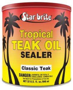 Star Bright Teak Oil