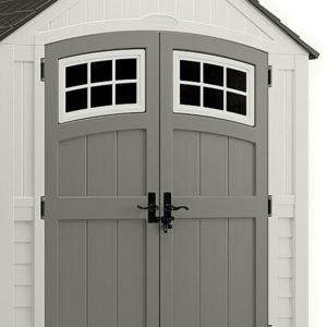 Suncast Cascade Door Assembly & Suncast Cascade Shed. Reviews and Information - OutsideModern pezcame.com