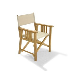 Westminster Teak Furniture Barbuda Director Chair