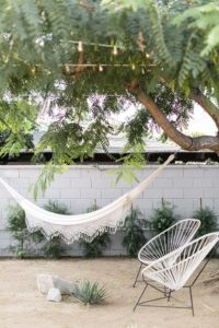 Acapulco Chairs and Hammock Source: Pinterest