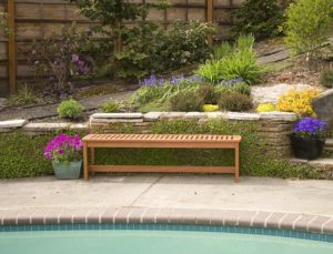 Outdoor Backless Benches Under $100 OutsideModern