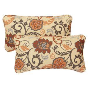 Mozaic Company Sunbrella Corded Indoor Outdoor Pillow - Set of 2