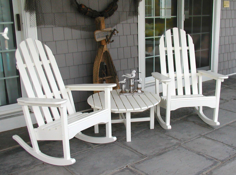 Polywood Adirondack Rocking Chairs Reviewed Outsidemodern