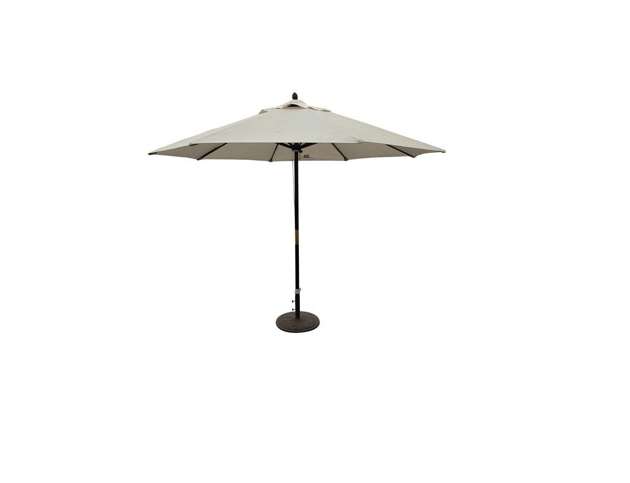 88b2dc239a Wooden Market Umbrellas Reviewed | OutsideModern