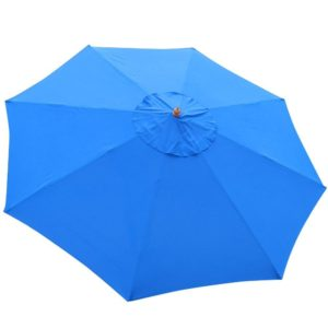 Yescom Single Vent Patio Umbrella Canopy