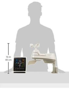 Acurite 01517 Weather Sensor Size
