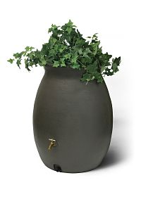 Algreen Castilla Rain Barrel Planter
