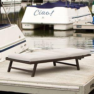 Waveland Adjustable Chaise Lounge Flat