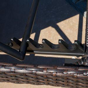 Estrella Outdoor Chaise Adjustment Options