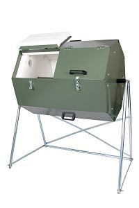 Jora JK270 Dual Chamber Turnable Compost Bin