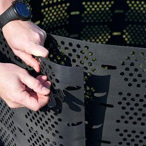 Key System on Geobin Composter