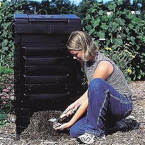 Compost Bin by Garden Gourmet