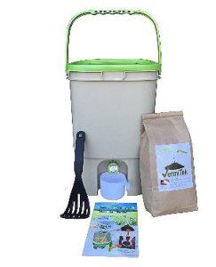 Vermikashi Bokashi Compost Kit