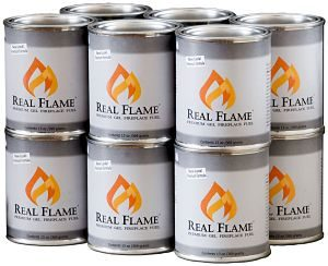 Real Flame Gel Fuel Canisters