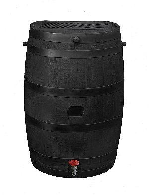 RTS Home Accents Black Eco Barrel