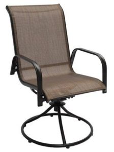 Patio Master Sienna Swivel Rocker