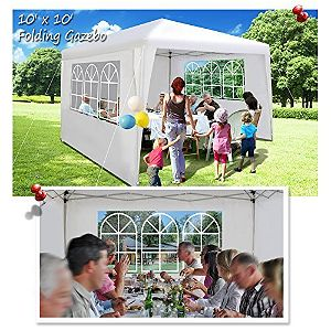 BenefitUSA 10x10 Pop Up Gazebo
