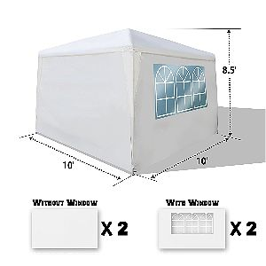 BenefitUSA Gazebo Dimensions