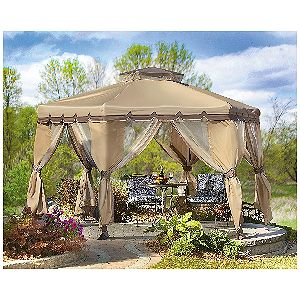 CastleCreek Pop Up Gazebo 12 x 12