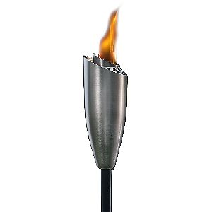 Tiki Brand Stainless Steel Torch