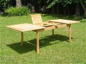 Teak Patio Furniture Sets! Dining Set Reviews - OutsideModern