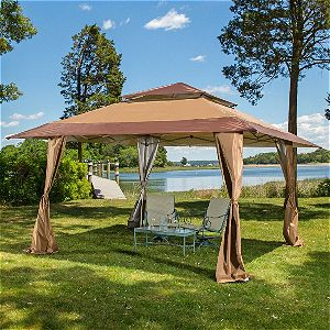 Z Shade 13 x 13 The Best Pop Up Gazebo & Best Pop Up Gazebo. Canopy Tent Reviews - OutsideModern