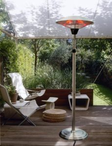 Best Electric Patio Heaters. Infrared Outdoor Heaters - OutsideModern