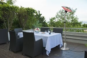Electric Heater by AZ Patio Heaters