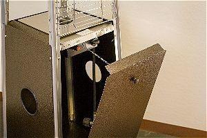 AZ Patio Heaters Pyramid Heater Cabinet